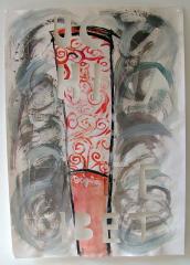 Beijing-Acrylic-on-Paper-83cm-x-59cm-2008