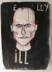Mentally-Ill-Acrylic-on-Paper-83cm-x-59cm-2008