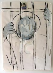 Pete-Acrylic-on-Paper-83cm-x-59cm-2008