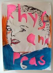 Rhys-and-Peas-Acrylic-on-Paper-83cm-x-59cm-2008