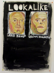 Ross-Kemp-Lookalike-Acrylic-on-Paper-83cm-x-59cm-2008