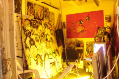 Mountain-of-the-Cannibal-God-Goddess-2011-Installation-view-a-Teesdale-Street-Studios-Bethnal-Green