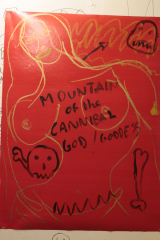 Mountain-of-the-Cannibal-God-Goddess-2011-Installation-view-d-Teesdale-Street-Studios-Bethnal-Green
