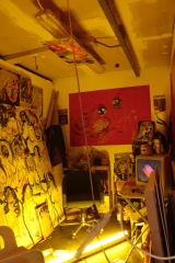 Mountain-of-the-Cannibal-God-Goddess-2011-Installation-view-o-Teesdale-Street-Studios-Bethnal-Green