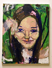 Because-shes-worth-it-2010-Mixed-media-on-canvas