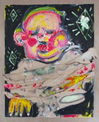 Lavish-George-2012-Mixed-media-on-canvas