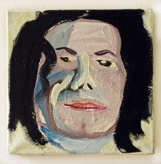 Michael-Jackson-2010-Mixed-media-on-canvas