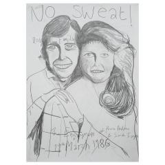 No-Sweat-2019-594mm-x-420mm-Graphite-on-paper
